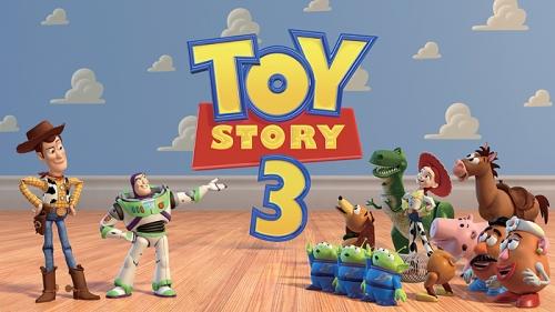 Toy Story 3 sẽ có phiên bản 3D